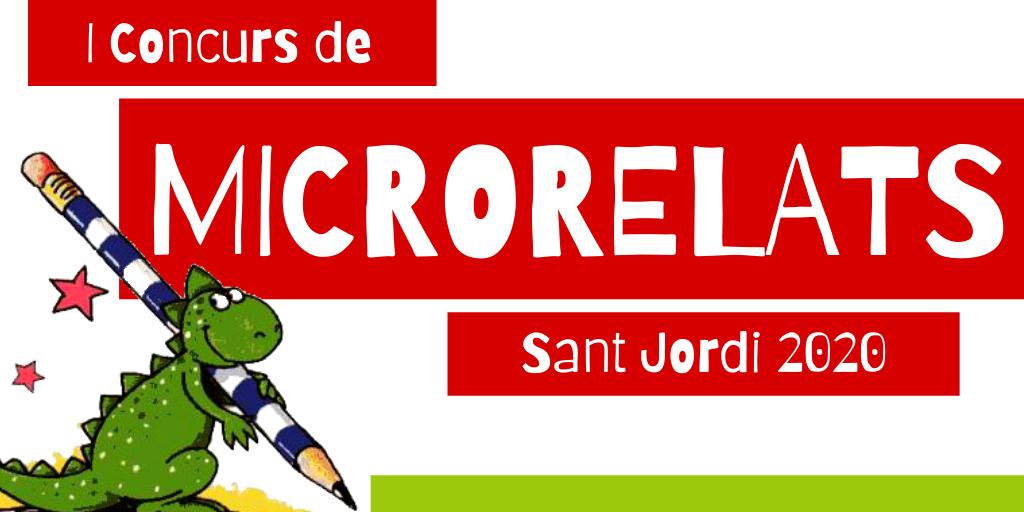 La Fundació Pinnae convoca el primer Concurs de Microrelats – Sant Jordi 2020