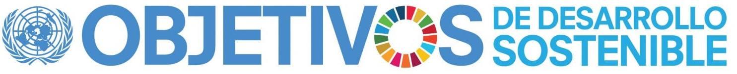 ODS - Objetivos para el Desarrollo Sostenible. Agenda 2030