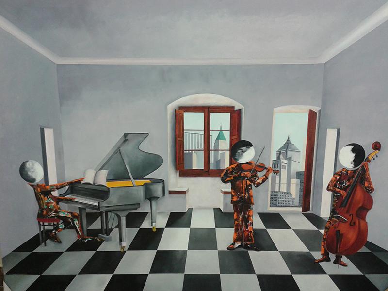 Josep Maria Pahissa – Pintura  i escultura