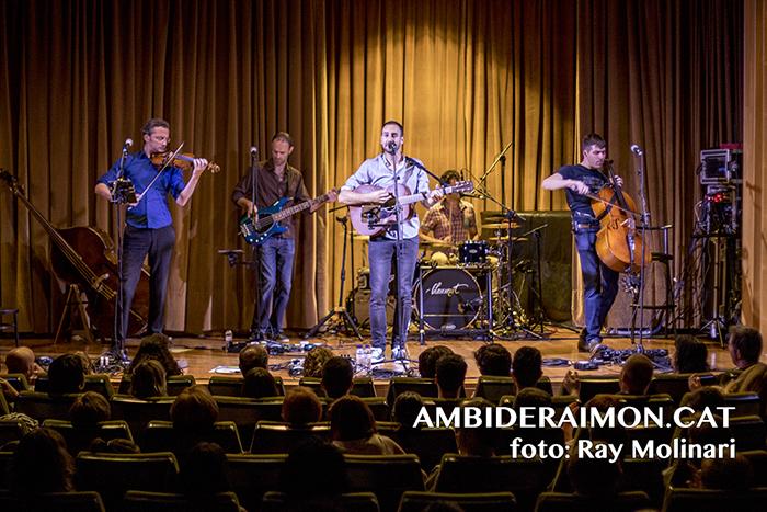 Blaumut clou el Festival de Música i Veu 2016 de Vilafranca del Penedès