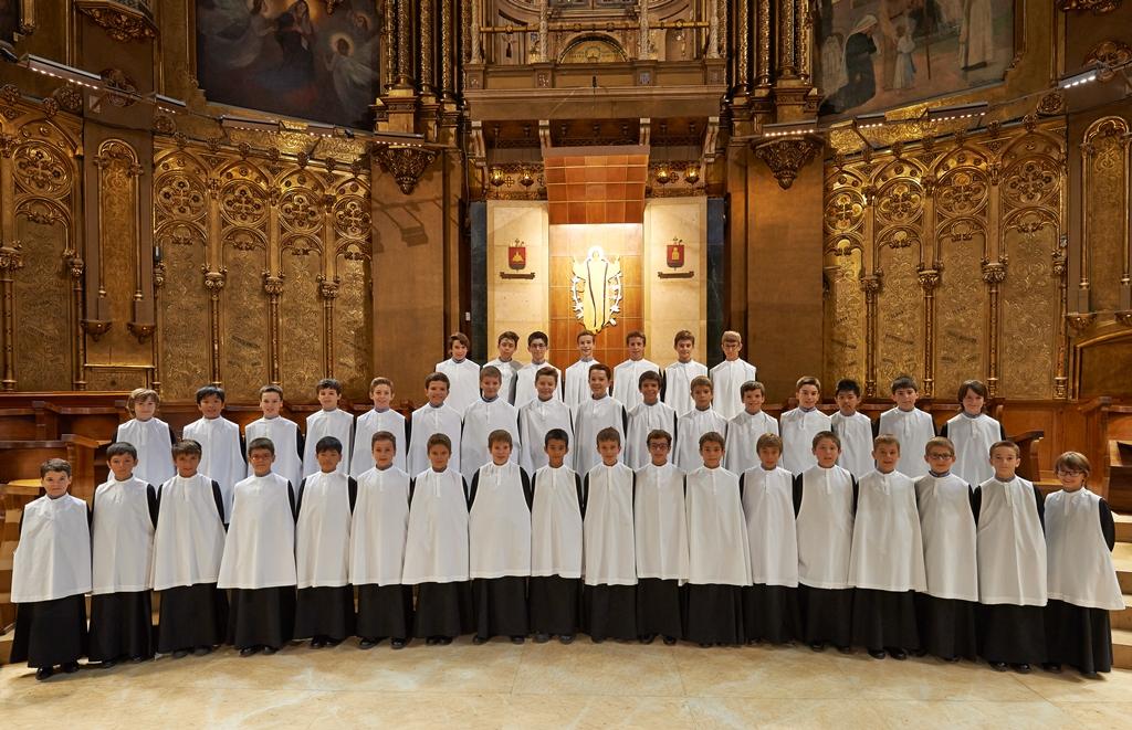 La Fundació Pinnae portarà l'Escolania de Montserrat a Sant Sadurní