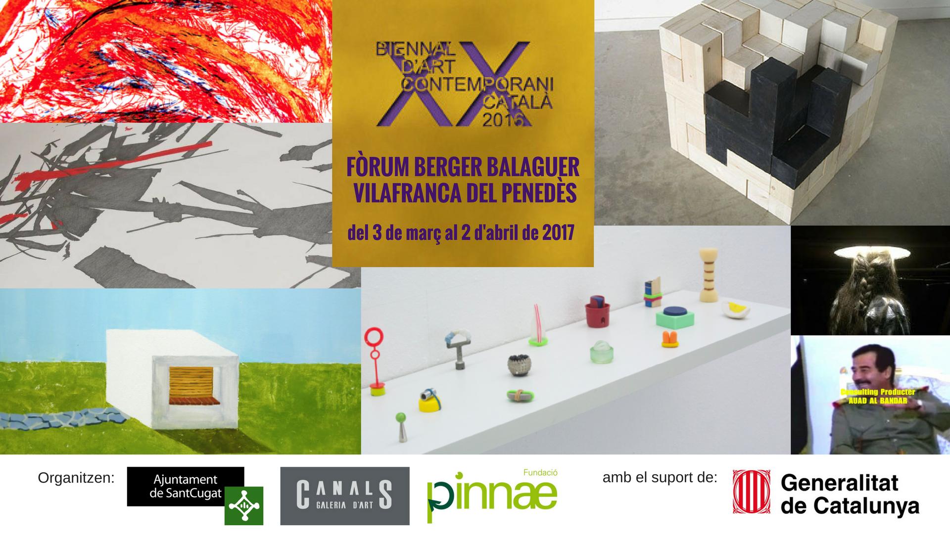 L'art més emergent del moment a Vilafranca