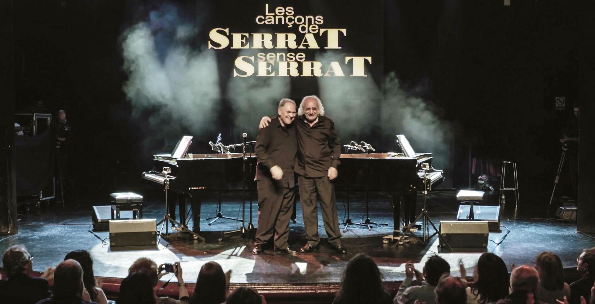 Les cançons de Serrat sonen al Berger Balaguer