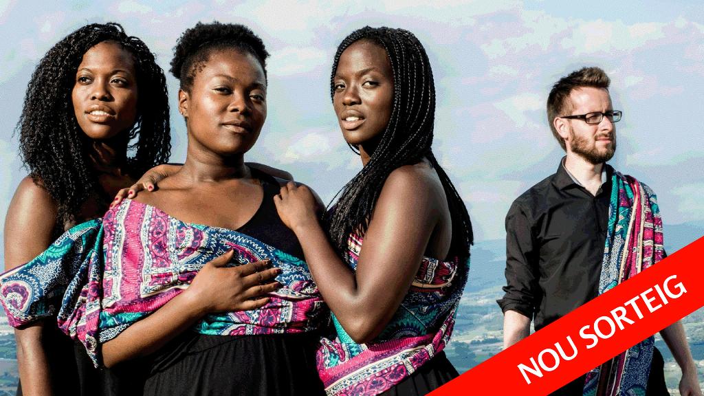 The Sey Sisters, el Color del Gospel de casa nostra