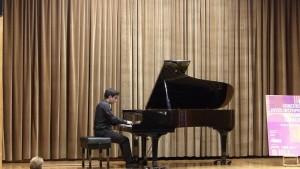 Carlos Bujosa Salazar, 1r premi B 2017