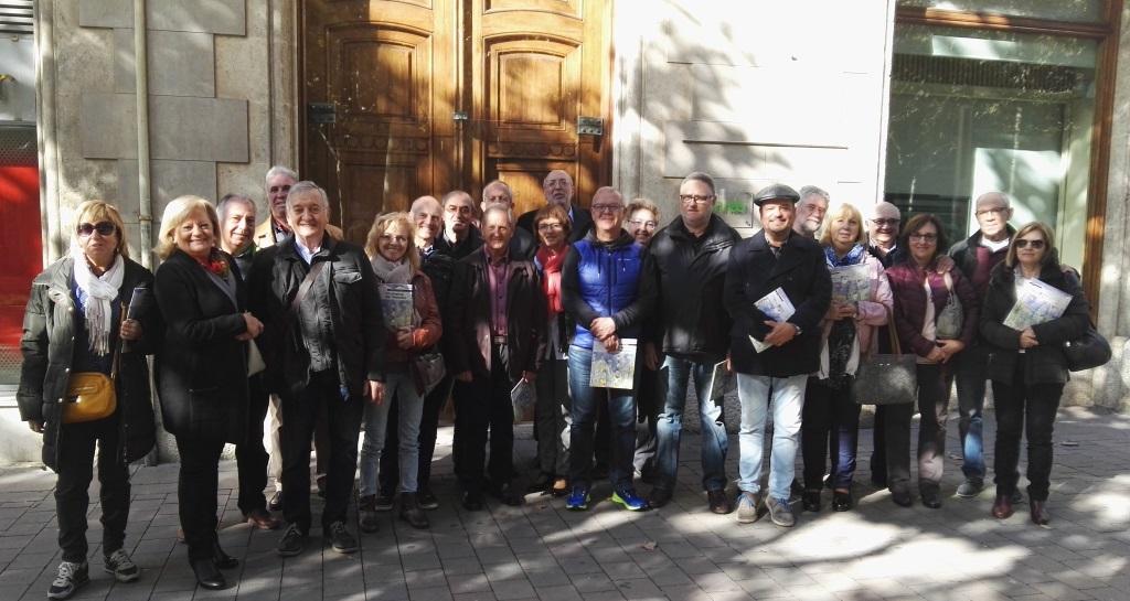 El Fòrum Berguer Balaguer rep una visita del Quart Dijous
