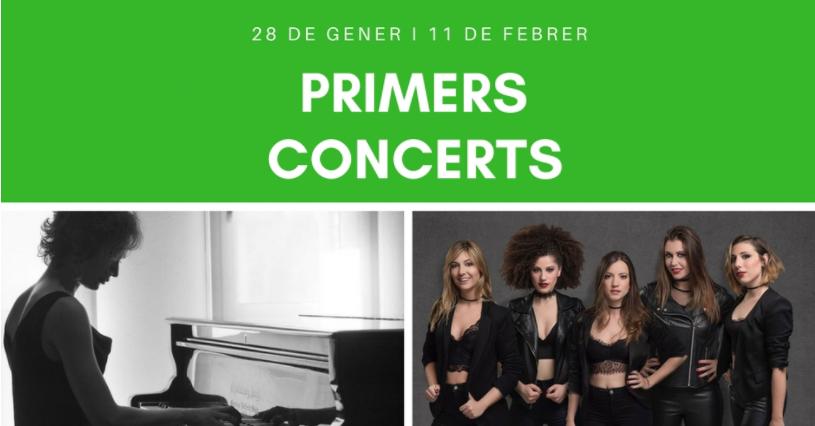 Maria Canyigueral i les Sound Six estrenen el Festival MUSiCVEU