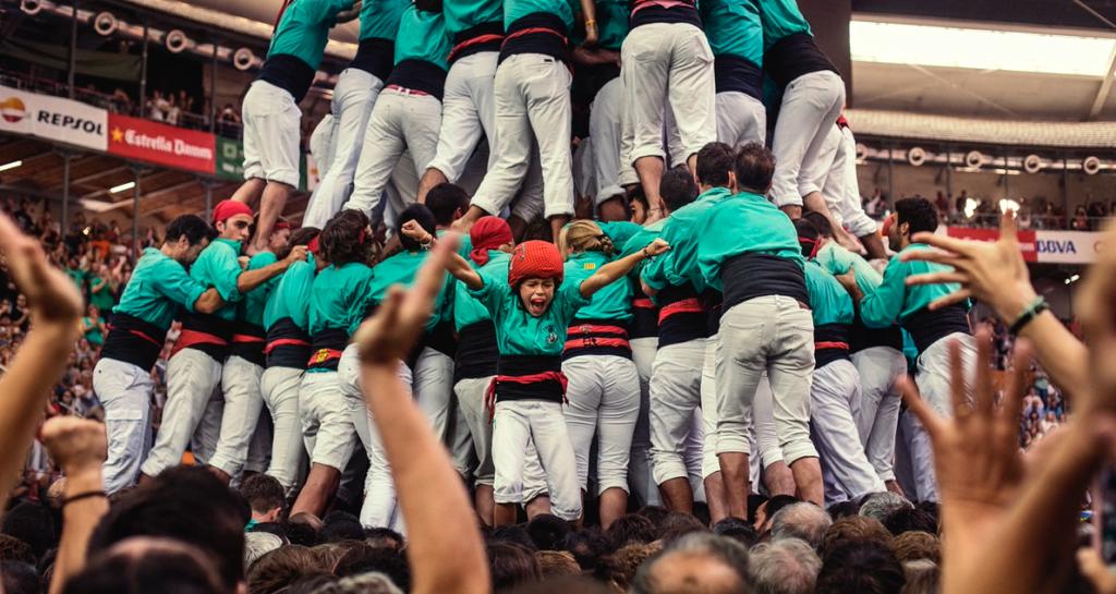 """Les fotografies de Mireia Comas arriben al Berger Balaguer amb l'exposició """"Els Castells no són de Princeses"""""""