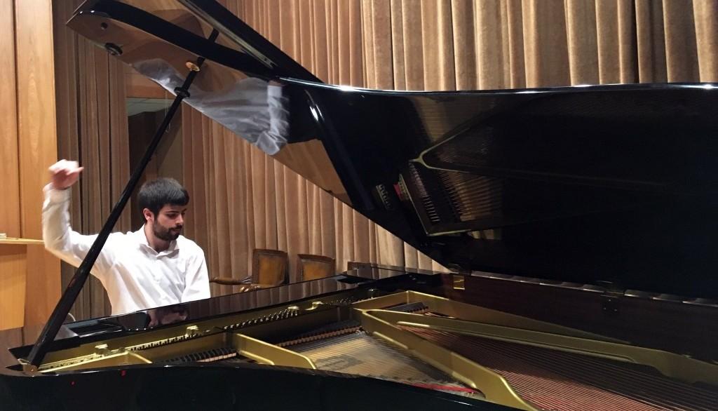 Torna la gran trobada de joves talents del piano a l'Auditori Fòrum Berger Balaguer