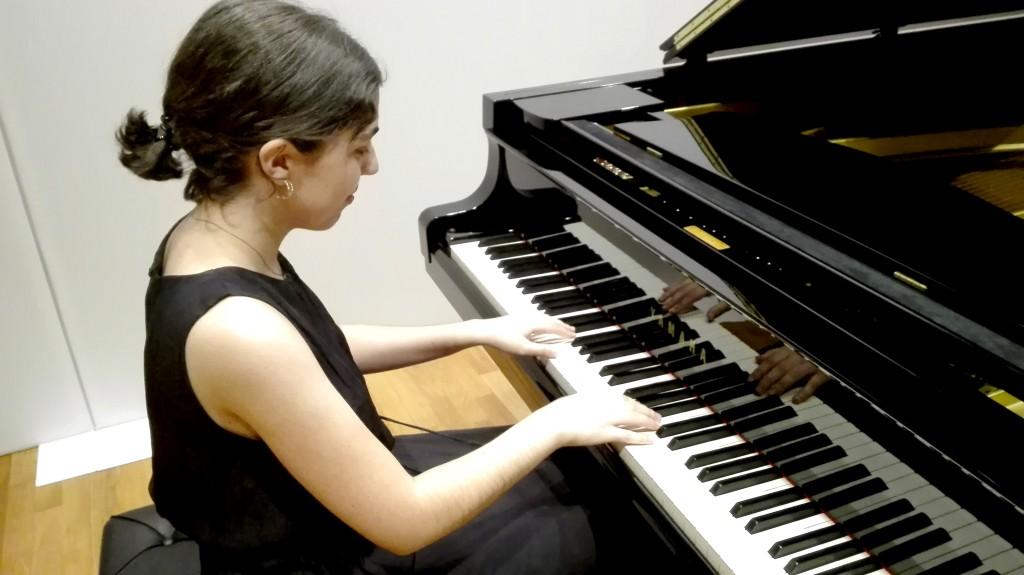 Cèlia Margalef, 1º Premio Categoría A