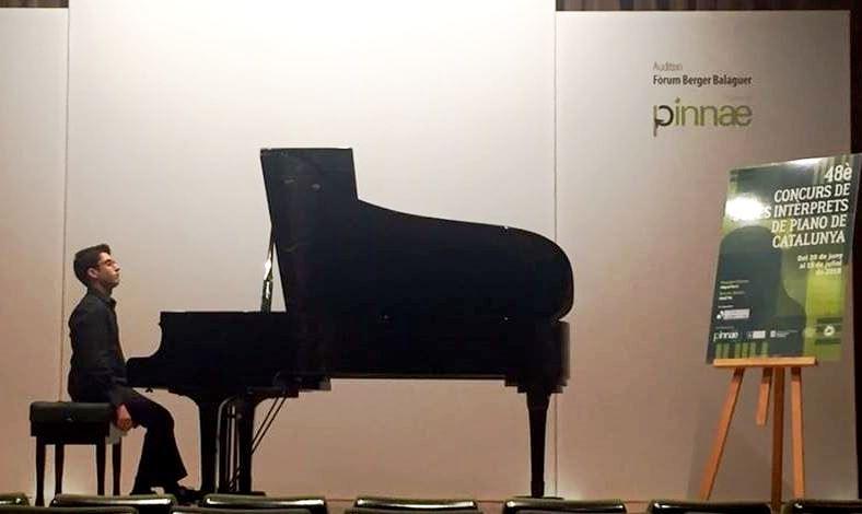Carles Díaz, 1º Premio Categoría B