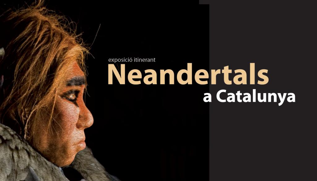 """""""Neandertals a Catalunya"""" una exposició didàctica al Fòrum Berger Balaguer"""