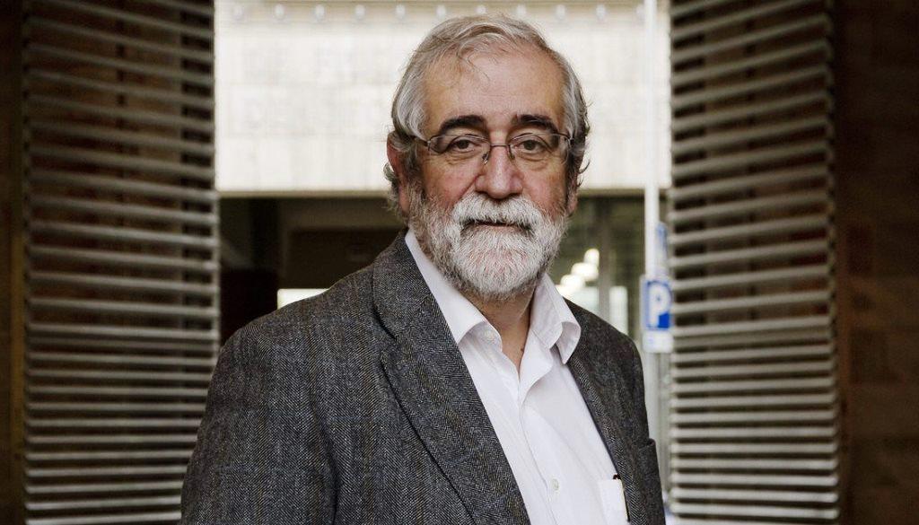 Vicenç Villatoro inicia el nou curs de l'Aula d'extensió Universitària de la Gent Gran de Vilafranca