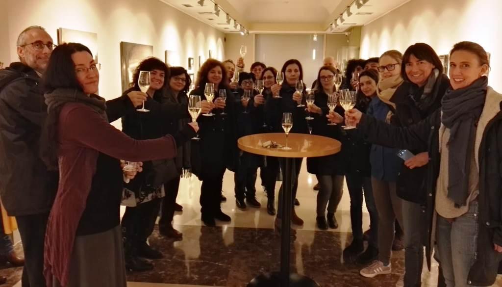 Professors europeus visiten el Fòrum Berger Balaguer