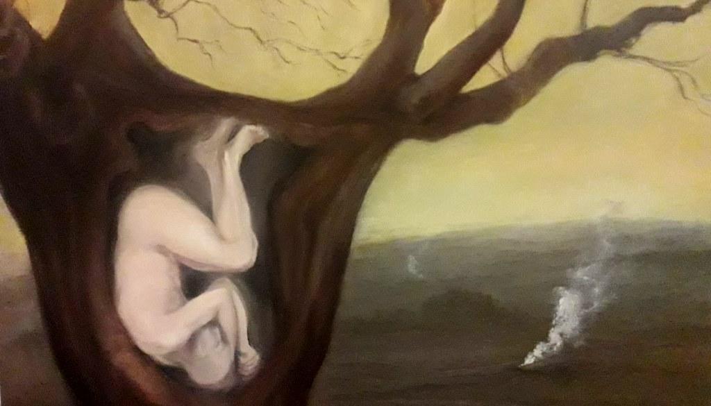 Entre Cel i Sòl, obres de la pintora Cathrine Bergsrud s'exposen al Fòrum Berger Balaguer
