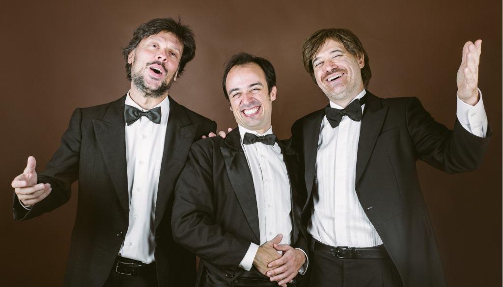 TENORES, un espectáculo de ópera profesional en clave de humor este domingo en el Festival MUSiCVEU