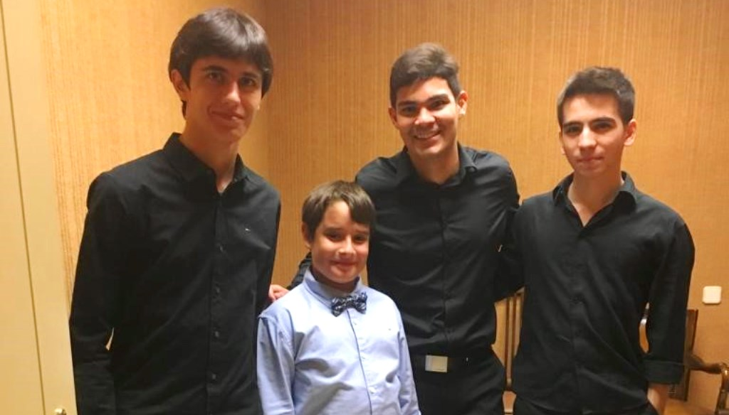 Espectaculars concerts de Cloenda tanquen el 49è Concurs de Piano de Catalunya