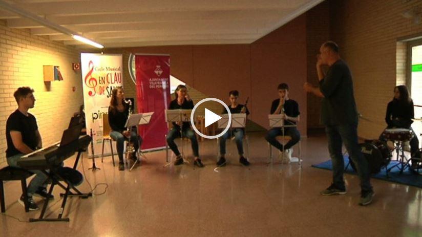 RTVVilafranca presentació en clau de salut