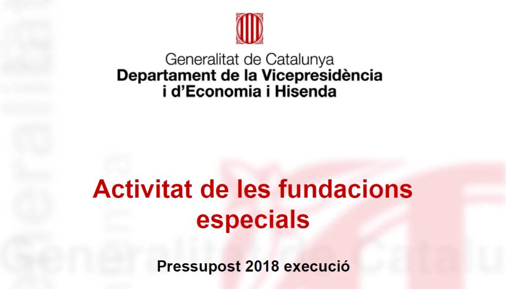 La Fundació Pinnae tercera fundació especial de Catalunya en volum d'inversió