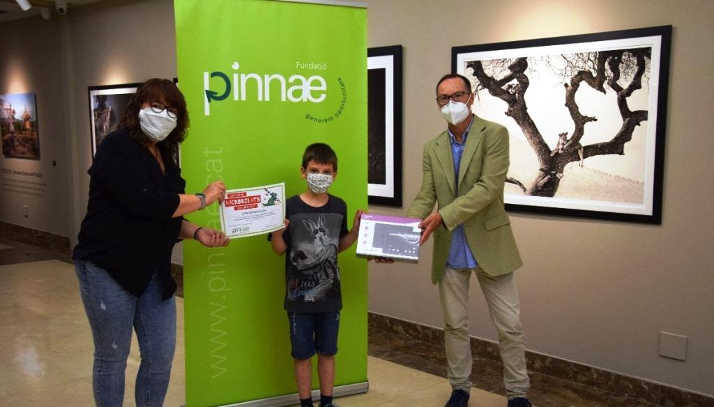 La Fundació Pinnae lliura els premis del I Concurs de Micro-relats