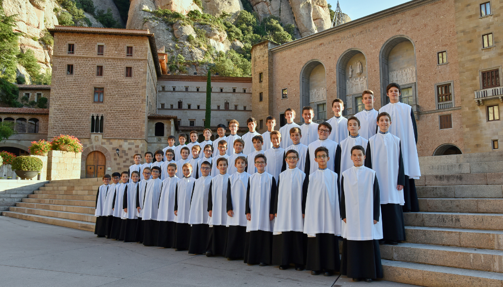 La Fundació Pinnae organitza un Concert benèfic amb l'Escolania de Montserrat a la Basílica de Santa Maria de Vilafranca