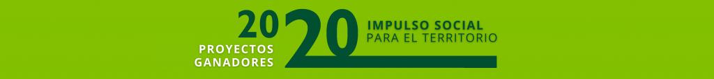 Convocatòria 2020- Proyectos ganadores