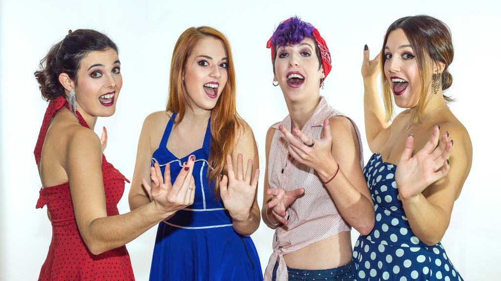Les Fourchettes en concert solidari al Festival MUSiCVEU
