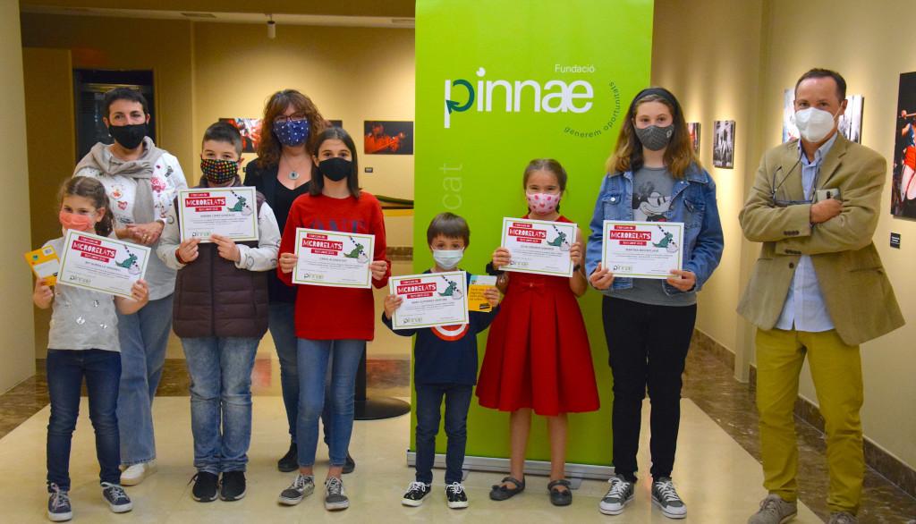 La Fundació Pinnae lliura els premis del II Concurs de Microrelats