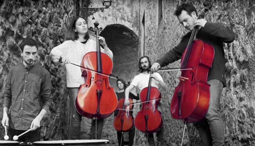 Northern Cellos actuen aquest diumenge al MUSiCVEU solidari