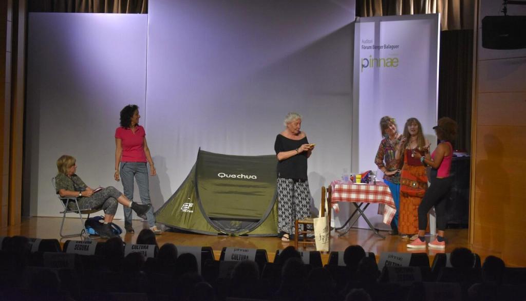 """Grup CNL Teatre presenta la seva obra """"Vacances"""" al Fòrum Berger Balaguer"""