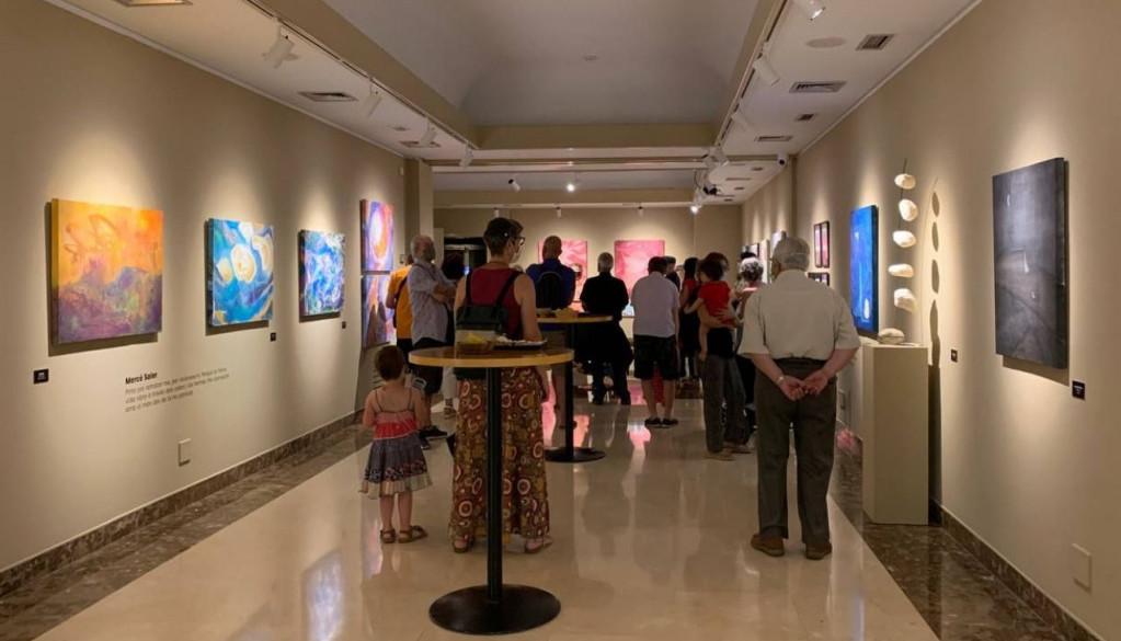 Visita comentada a l'exposició Assaig de Silencis