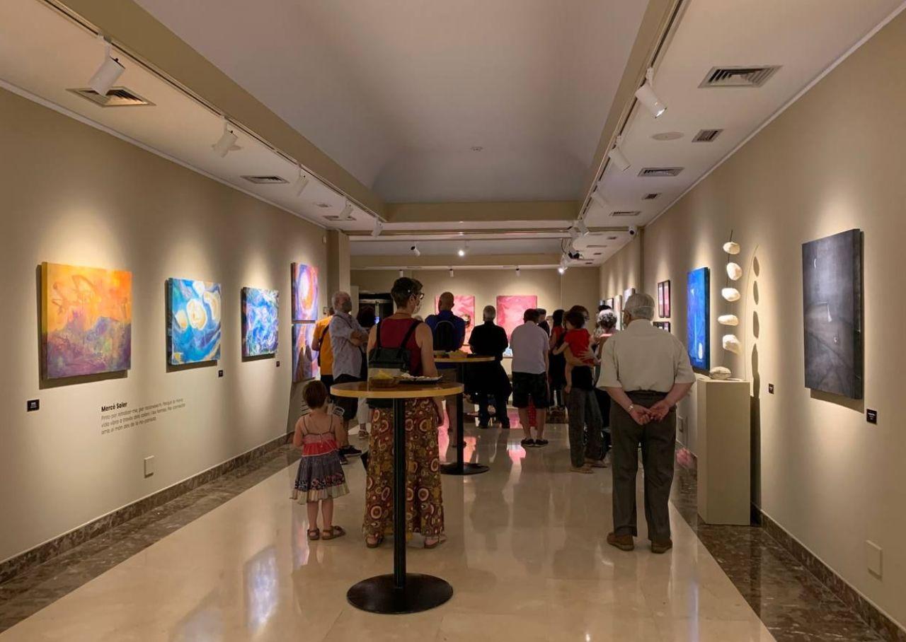 Visita comentada a la exposición Ensayo de Silencios